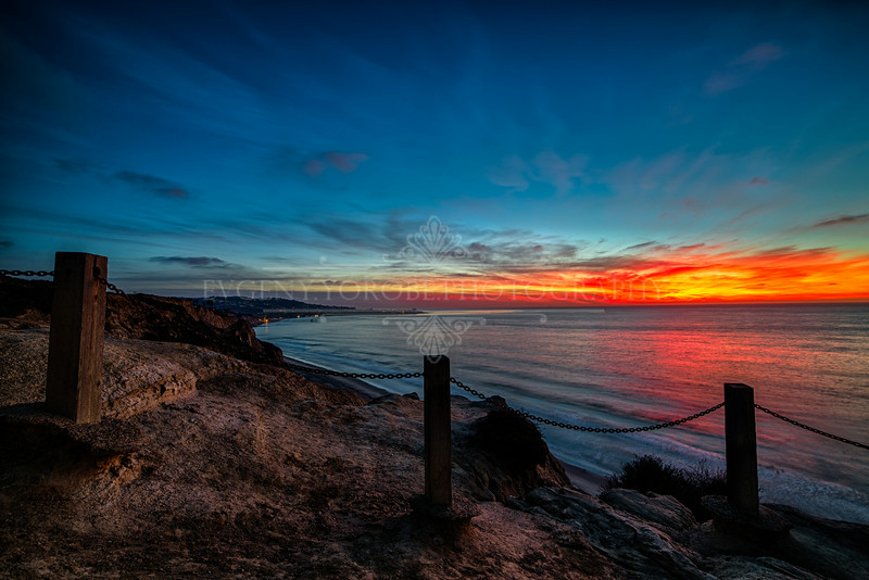 Glider Point Sunset