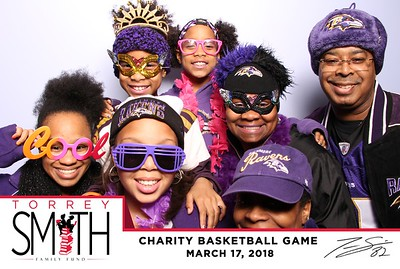 Torrey Smith Charity Basketball Game 3.19.18