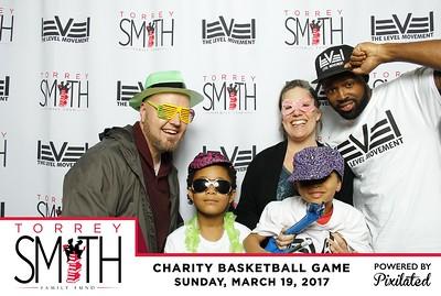 Torrey Smith Foundation Charity Basketball Game 03.19.17