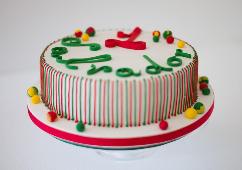 Torta de 1 Añito.