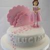 Torta soñada, belleza rosada.