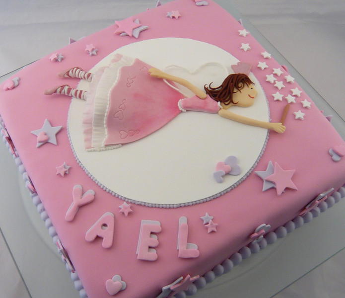 Torta Hada Rosada