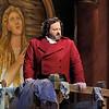 Tenor Gwyn Hughes Jones is Cavaradossi in San Diego Opera's TOSCA (February, 2016). Photo copyright Cory Weaver.