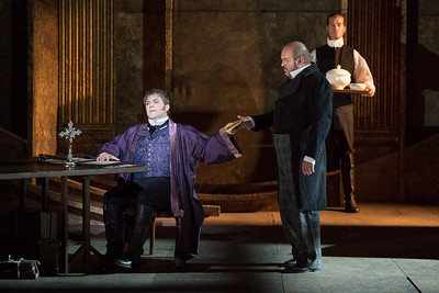 ENO Tosca Craig Colclough and Graeme Danby (c) Richard Hubert Smith