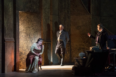 ENO Tosca Keri Alkema, Scott Davies and Craig Colclough (c) Richard Hubert Smith