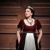 Soprano Alexia Voulgaridou is Tosca in San Diego Opera's TOSCA (February, 2016). Photo copyright Cory Weaver.