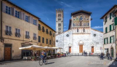 Basilica di San Frediano (Lucca)