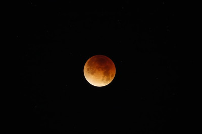 Total Lunar Eclipse of January 31, 2018