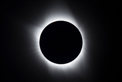 Full Solar Eclipse Part Two