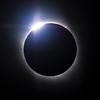 Solar Eclipse Starburst