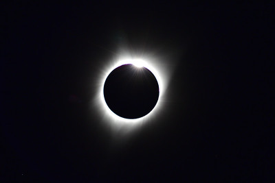 Total Solar Eclipse - Diamond Ring