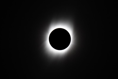 Totality - Solar Eclipse