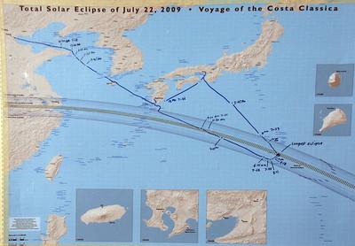 Asian Eclipse Tour