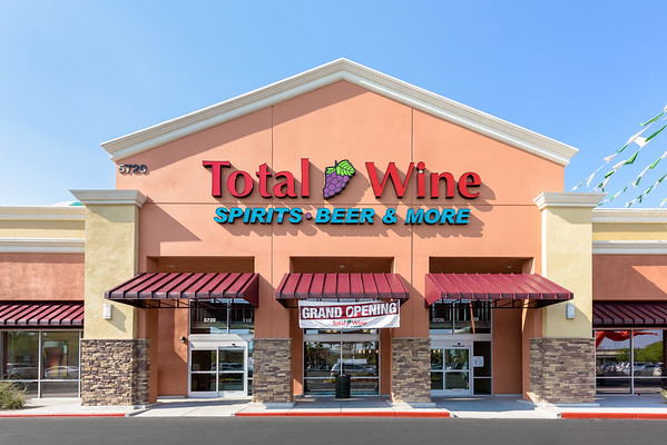Total Wine & More - Centennial Grand Opening