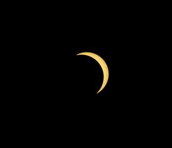 Solar Eclipse 2017 Time Lapse