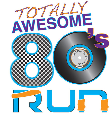 Totally Awesome 80's Run 2017