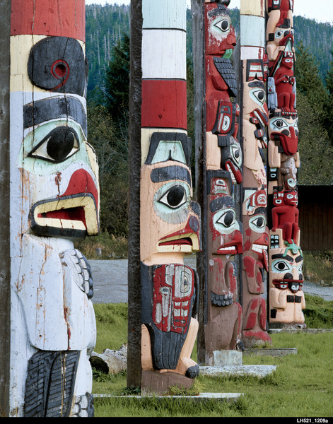 Totems in a Row