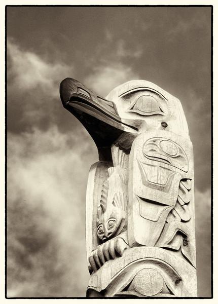 Friendship Pole by Stan Marsden