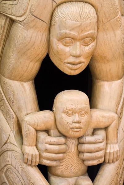 Totem Pole by Stephen Jackson