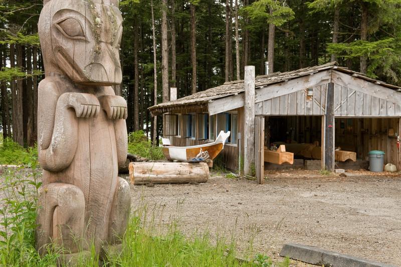 Mink Totem, Klaworck