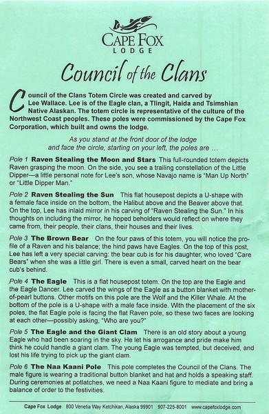 1308004-004 Cape Fox Council of Clans