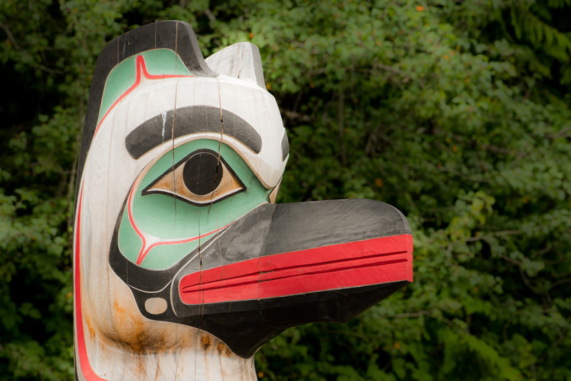 Totem Guard Pole