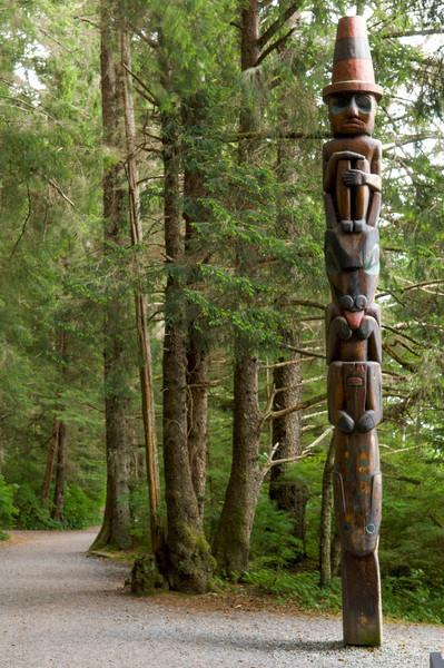 Wolf Pole - Sitka National