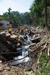 Attempts to recover - the Payaswini creek still provides water for all purposes.5
