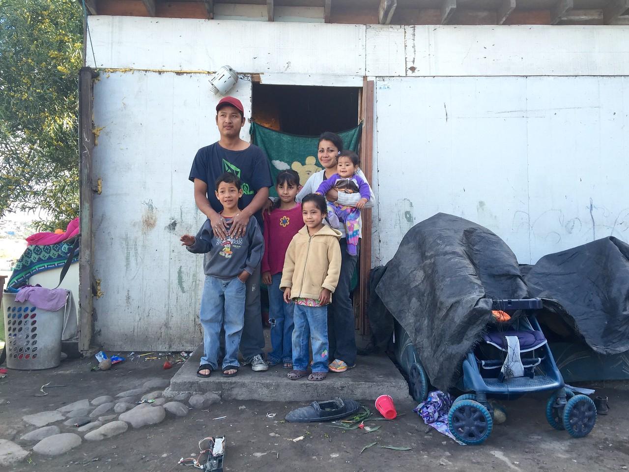 Eduardo and family