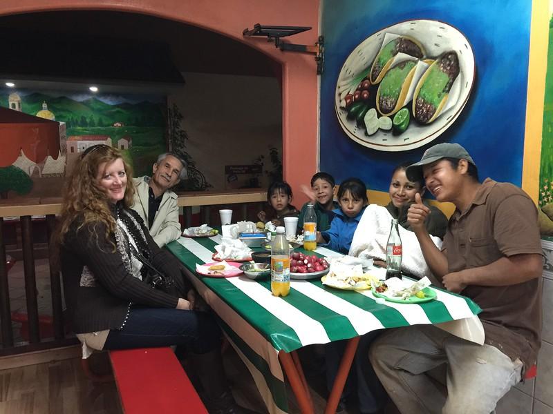 Tacos! @ Tacos La Groria