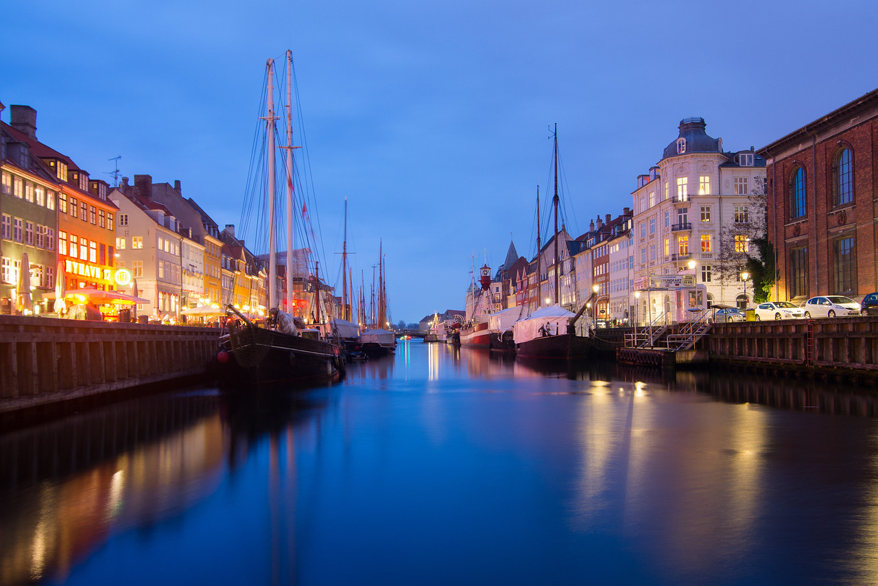 Nyhavn Night
