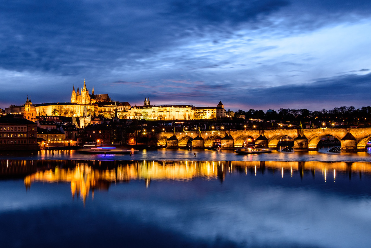 Blue Prague