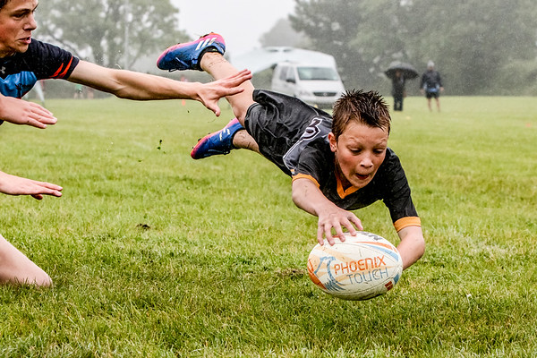 Touch Rugby Wales