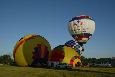 Eagle Creek Balloon Fest