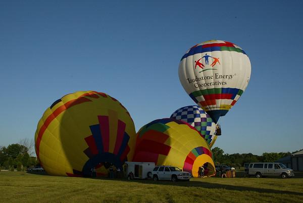 Touchstoone Energy Balloon Fest - Eagle Creek Resort