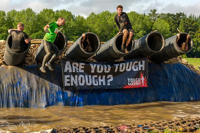 Tough Mudder South West 2015