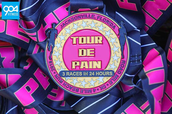 Tour De Pain Mile Sizzler 2 2018
