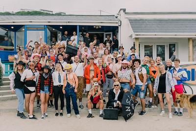 18 bluebar porthtowan tour de piss 2019