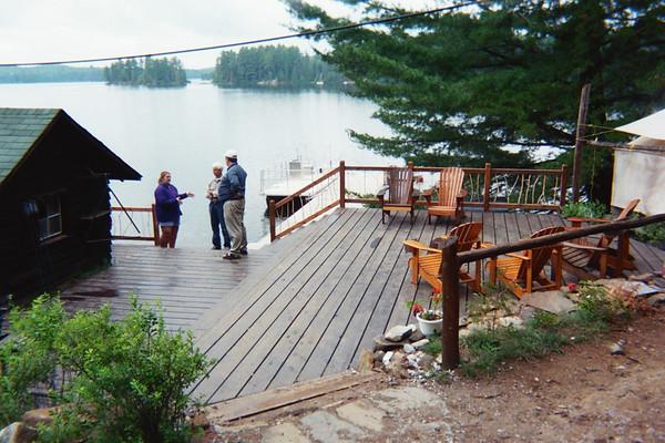 Pathfinder Cedar Deck