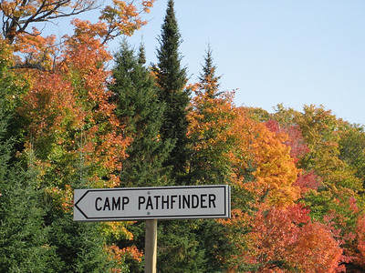 Welcome to Camp Pathfinder! Located on Source Lake off RT60 in Algonquin Provincial Park