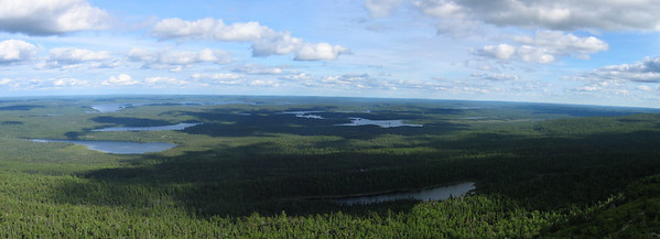 Algonquin from the Air