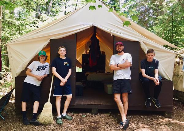 Tent 33