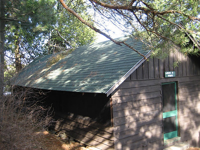 Lodge II West, a cabin for Mic and Chipp campers