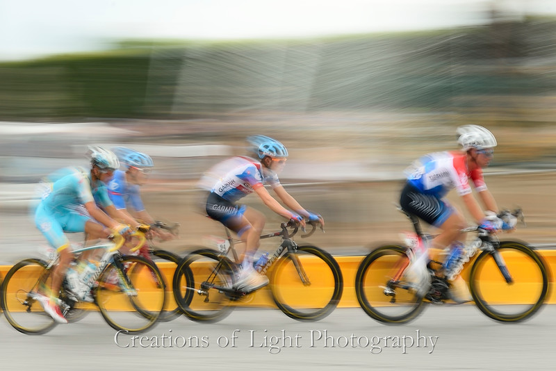 L-R <br /> Michale Scarponi, Garmin ?, Alex Howes, Ben King