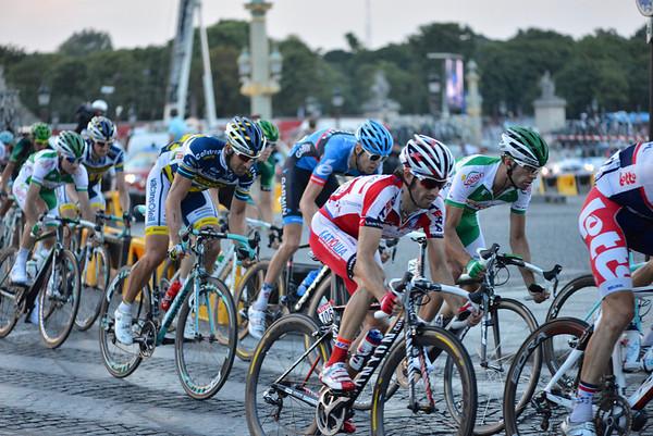Tour de France Finale 2013