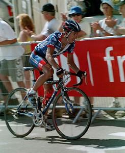 Stage 8 - L'Alpe d'Huez - Roberto Heras