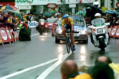 Stage 19 - Pornic to Nantes TT - Lance Armstrong