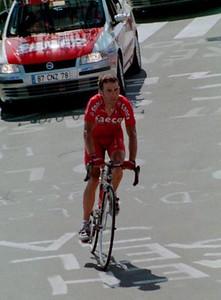 Stage 8 - L'Alpe d'Huez - Gilberto Simoni
