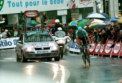 Stage 19 - Pornic to Nantes TT - Jan Ullrich