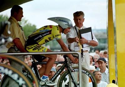 Prologue TT - Paris - Fast Freddie Rodriguez